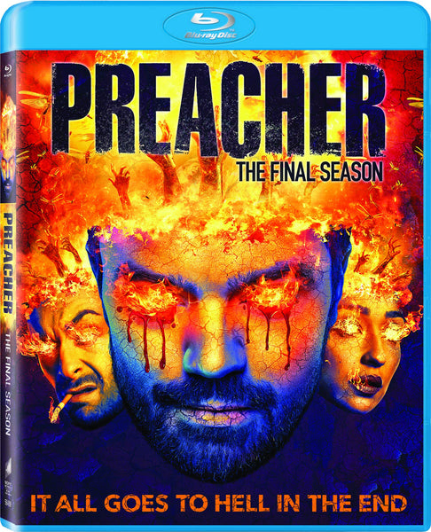 Preacher - The Final Season [Blu-ray]
