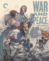 War and Peace (The Criterion Collection) [Blu-ray]