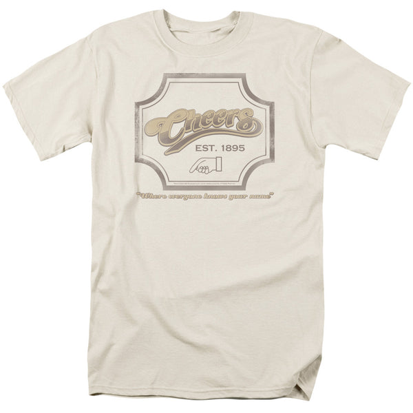 Cheers Sign T Shirt