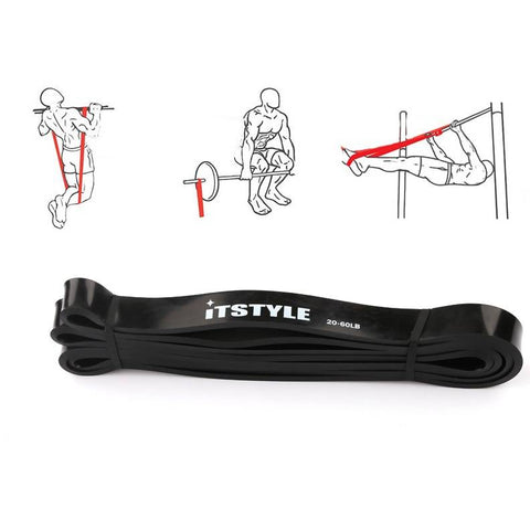 Long Latex Resistance Band | HIIT gear