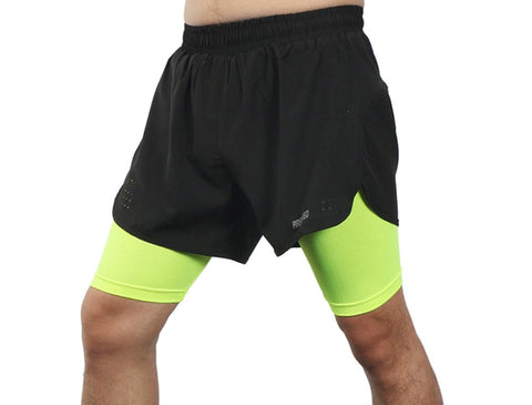 2 In 1 HIIT Training Shorts