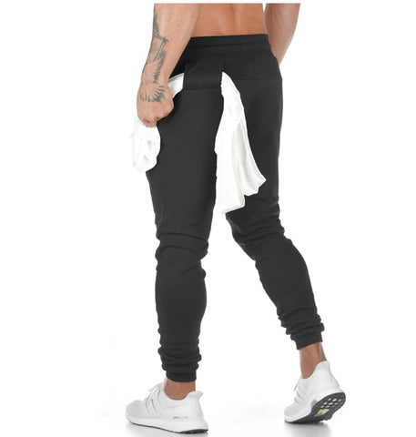 Slim Workout Joggers Sweatpants
