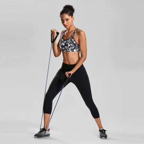 Ink High Impact Sports Bra
