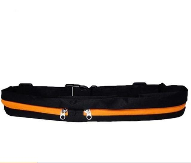 2 Pockets Waterproof Training Waist Bag - HIIT gear