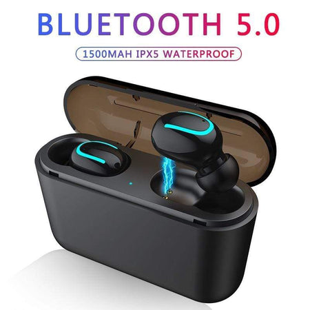 Bluetooth Wireless Headphones & Powerbank - HIIT gear