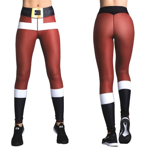 Christmas Workout Leggings - HIIT gear
