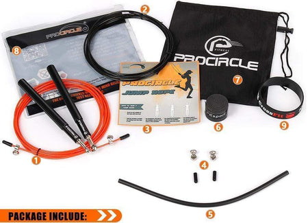 Jump Rope With Free Bag - HIIT gear