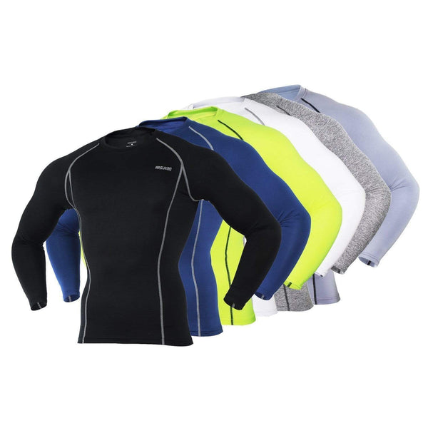 Long Sleeve Breathable Sports Shirt - HIIT gear