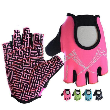 Men & Women Fancy Gym Gloves - HIIT gear