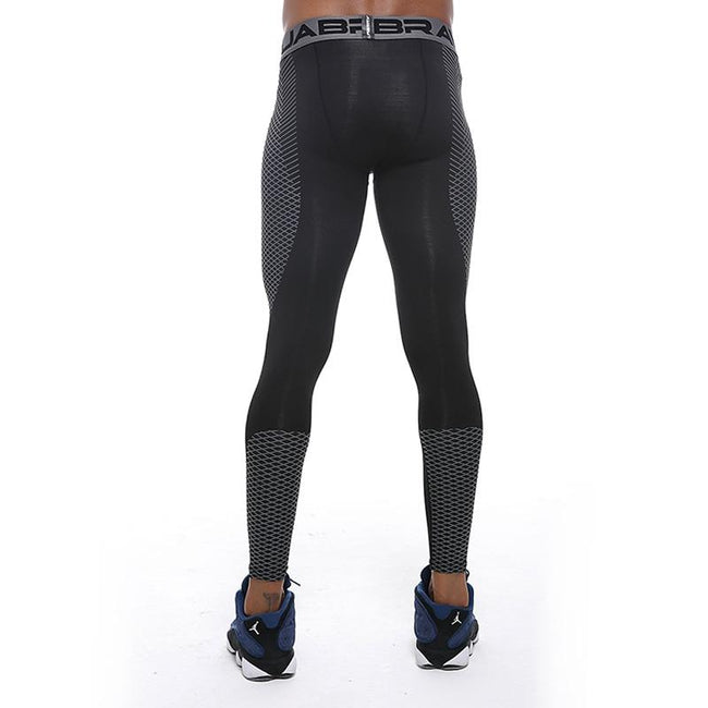 Men's Compression Fitness Tights - HIIT gear