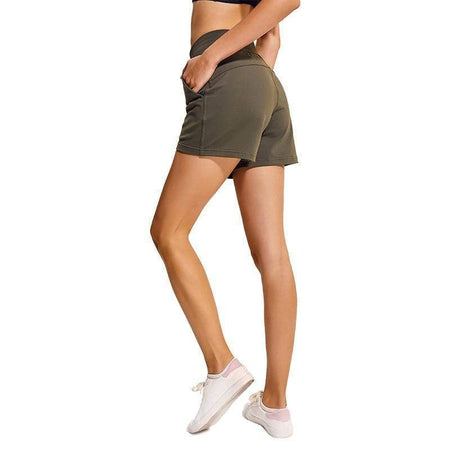 New Running Shorts with Pockets - HIIT gear