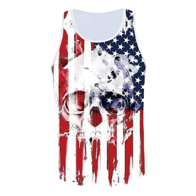 Patriot Training Tank Top - HIIT gear