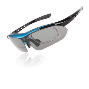 Professional Polarized Cycling Glasses Package With 5 TR90 Lenses - HIIT gear