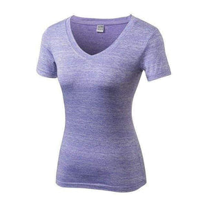 Women's Compression Elastic Sport Shirt - HIIT gear