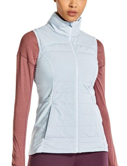 Women's Lightweight Athletic Padded Vest - HIIT gear