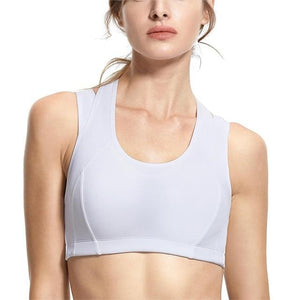 Women's Racerback High Impact Sports Bra - HIIT gear