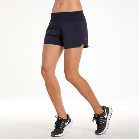 Women's Running Shorts With Zip Pocket - HIIT gear