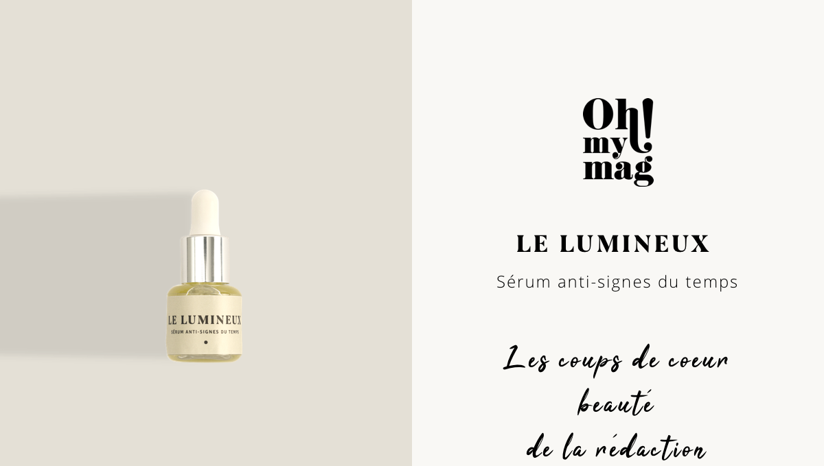 Le Lumineux dans Oh My Mag !
