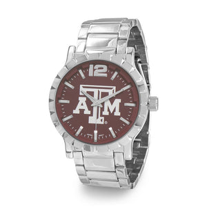 Collegiate Licensed Texas A&M Men's Fashion Watch