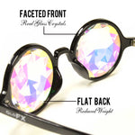 Sacred Kaleidoscope Glasses - Flat Back