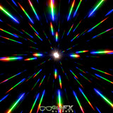 rainbow diffraction effect