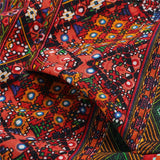 handmade hippie clothing Baja fabric