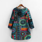 Mandala Hippie Coat