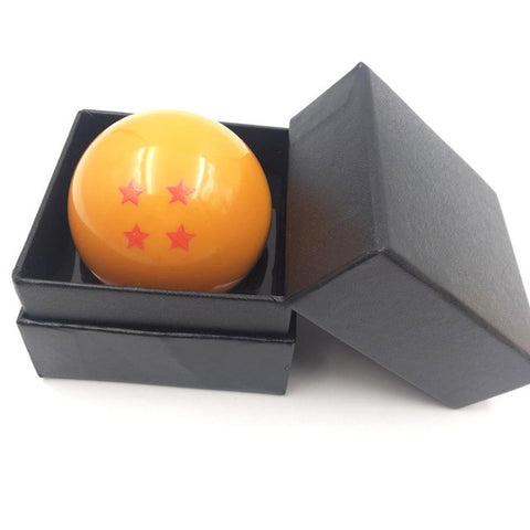 four star dragon ball grinder with display case