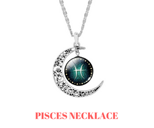 Pisces Necklace - GypsyIsland
