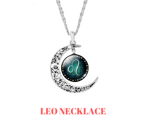 Leo Necklace - GypsyIsland