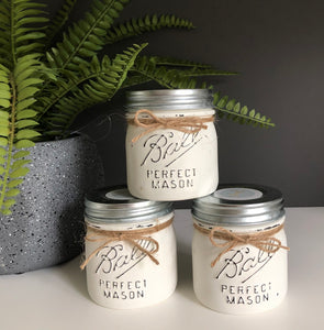 Ball® Vintage mason jar candle
