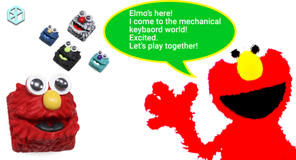 B.o.B childhood series No.2 - Elmo