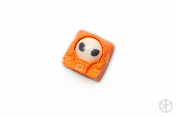 [CLOSED][GB] B.o.B Spacemarine handpainted resin keycap novelty