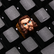 [CLOSED][GB] T-Pai Novelty inspired by Aquaman Resin hand-painted keycap