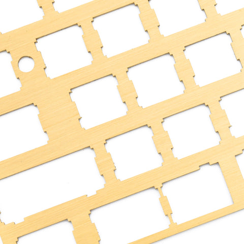 Brass Plate oxidation resistant coating brushed tech for xd64 xd75 xd84 bm43 xd68 iso
