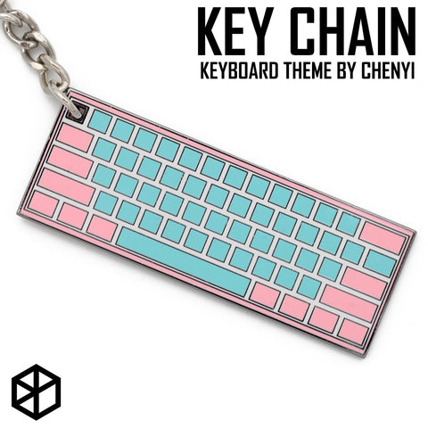 Chenyi Keyboard and Keycap Theme Key Chain sa cherry keycap set theme