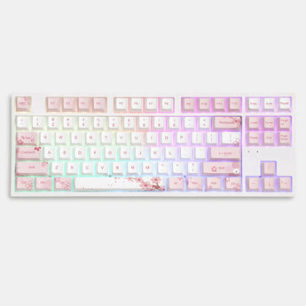 Everglide SK87 Dual Mode bluetooth 87 Mechanical Keyboard Kit 80% TKL PCB hot swappable switch RGB