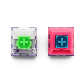 kailh cyberpunk eva tactile switch SMD Backlit 62g 67g 3pin 50m