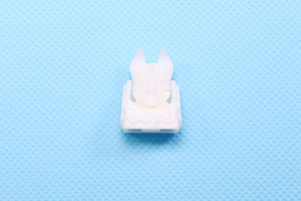 Novelty Shine Through Keycaps 3d printing pla mythical creatures Cherry MX