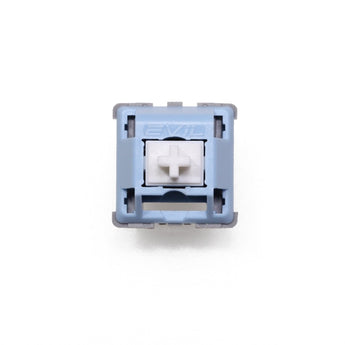 Evil AIR Y Tactile Switch 3pin RGB 67g force mx clone switch for mechanical keyboard 50m POM Stem Blue Grey