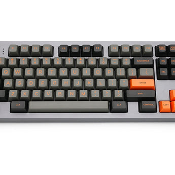 Domikey SA abs doubleshot keycap geeks dolch for mx stem keyboard
