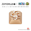 [Pre-Order] zomo One Piece Artisan Keycap CNC anodized aluminum Compatible Cherry MX switch