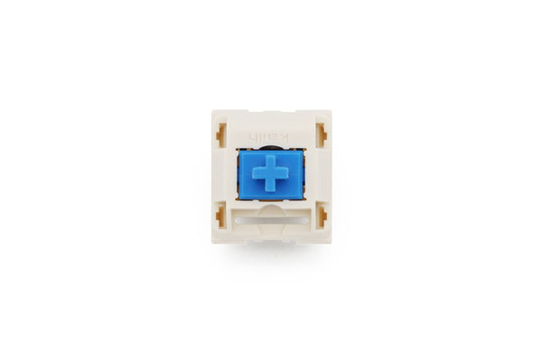 NovelKeys x Kailh Blueberry switch 4pin 5pin RGB SMD Tactile 55g force mx stem switch
