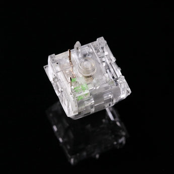 kailh box crystal tactile switch SMD clear MX Switches 62g 67g 5pin 50m clear housing