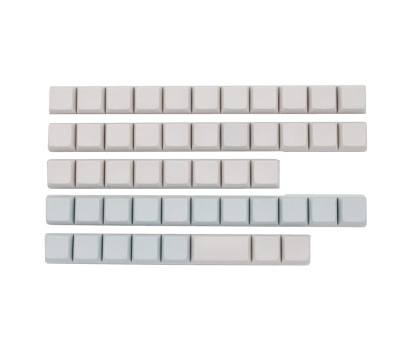 XDA blank keycaps preonic Keyset Blank For MX Mechanical Keyboard