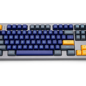 Domikey SA abs doubleshot keycap set atlantis for mx stem keyboard