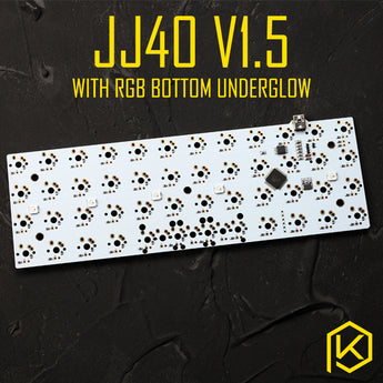JJ40 v1.5 40% Custom Keyboard PCB Similar with Planck