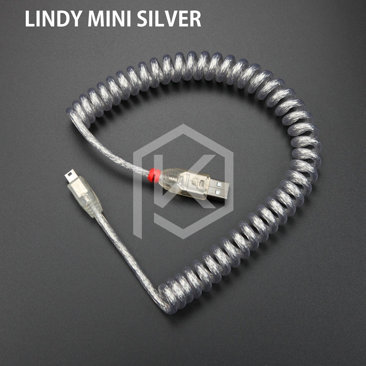lindy cable wire mechanical keyboard gh60 usb cable mini usb port for kprepublic. Black Bedroom Furniture Sets. Home Design Ideas