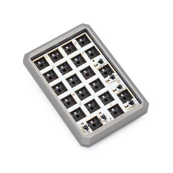 hot swappable blue tooth bt dual mode gk21s gk21 keyboard kit type c numpad