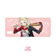 mousepad Harley Quinn Stitched Edges Soft/Rubber High quality  900x400x4mm